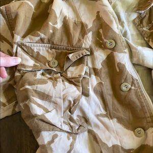 Men's British Desert DPM Camouflage Clothing